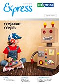 2018 NEXCOM Express Summer Edition<br>(日本語版)