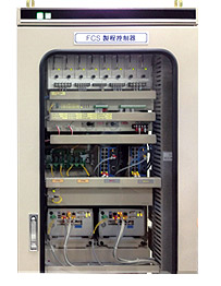 NEXCOM NISE 3660 is installed in the cabinet as a DCS controller.