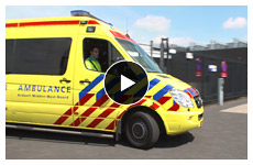 NEXCOM In-vehicle Computers Deliver Emergency Healthcare with MDT in the Netherlands