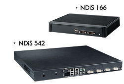 digital signage player 166, Video Wall player NDiS 542