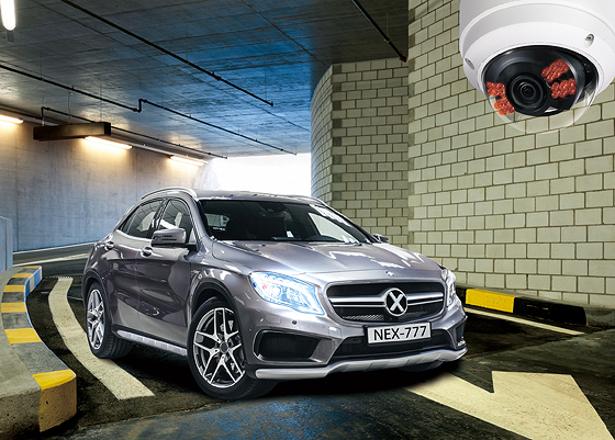 NEXCOM's WDR Cameras Augment Surveillance Accuracy and Coverage in Sydney Car Park